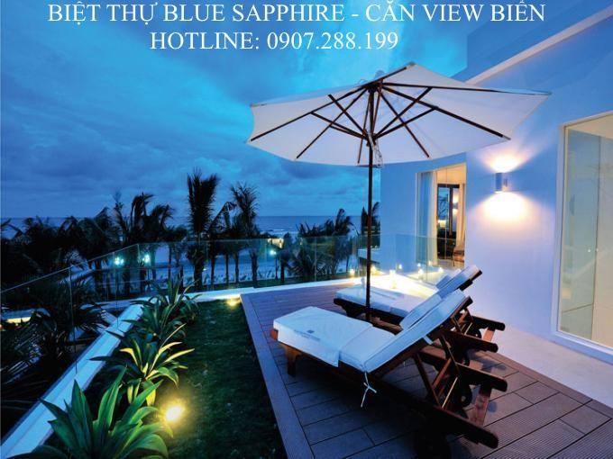BIỆT THỰ BLUE SAPPHIRE - KHU RESORT NGHỈ DƯỠNG TIÊU CHUẨN 5 SAO VŨNG TÀU